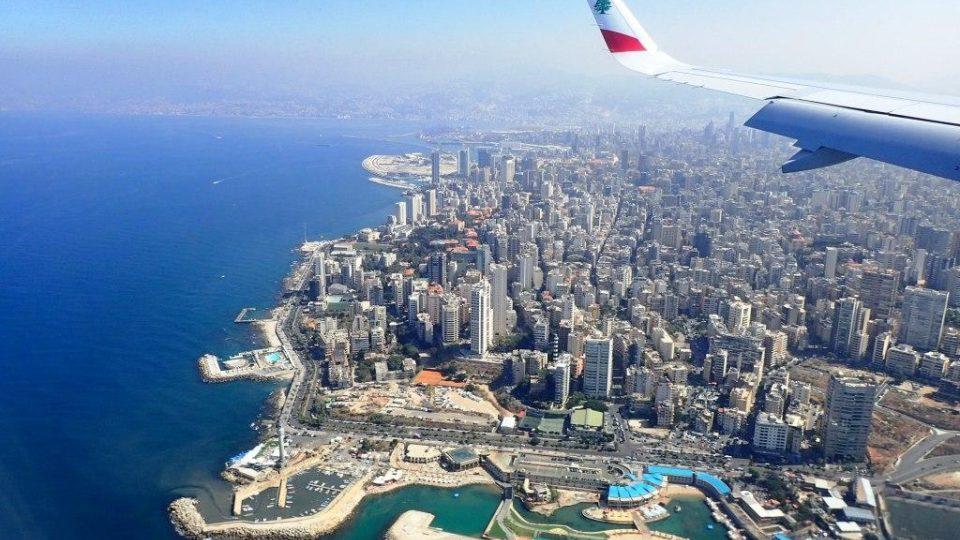 Bejrút má kilometry pěkně upraveného nábřeží
