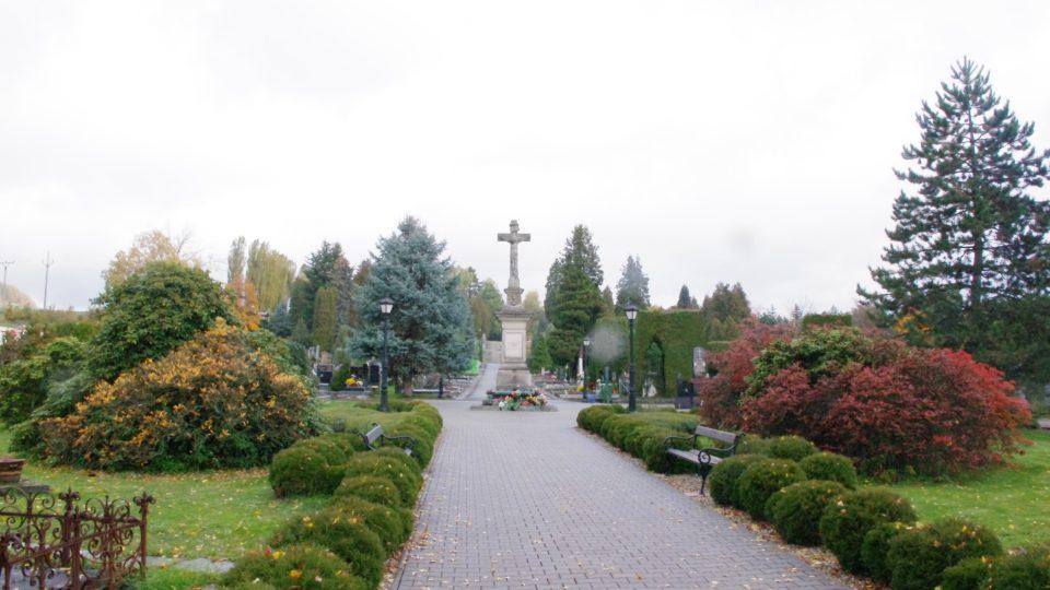 Centrální kříž