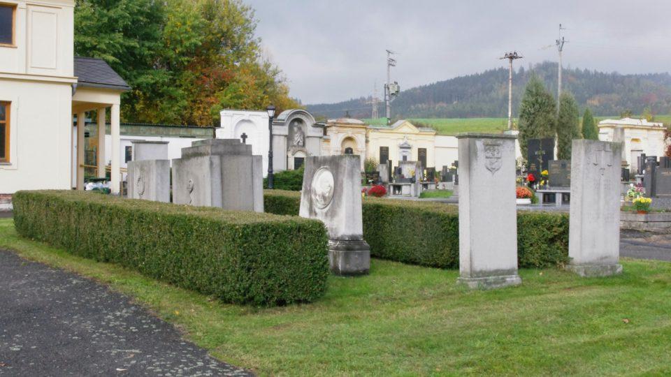 Čestné pohřebiště čestných občanů města Šumperka