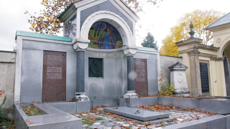 Hrobka rodiny Chiari