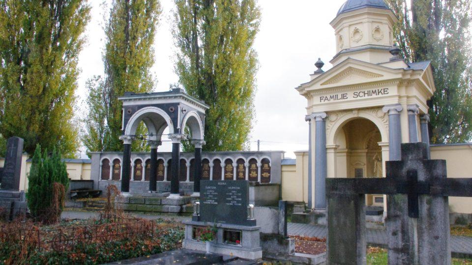 Hrobka rodiny Schimke