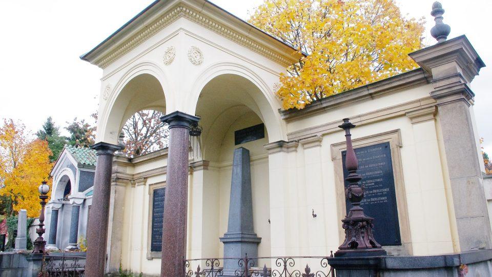 Místo posledního odpočinku nejbohatší šumperské rodiny Oberleihtnerů