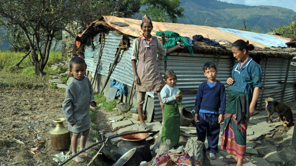 Pomáhejte s námi Nepálu