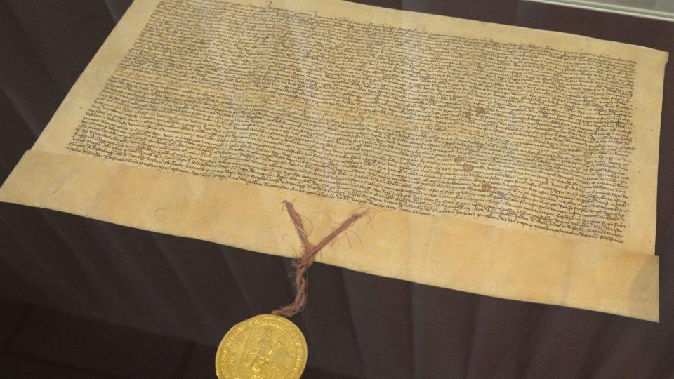 Cenné papíry - Karel IV.
