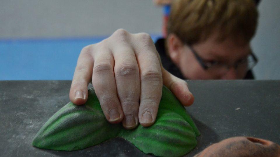 Zájem o bouldering v Česku roste