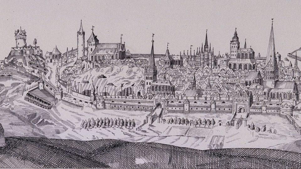 Lüneberg býval označován za evropskou metropoli soli