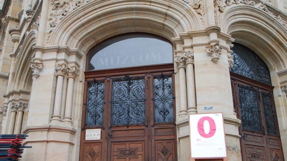 Liberec, muzeum - festival uměleckoprůmyslových škol