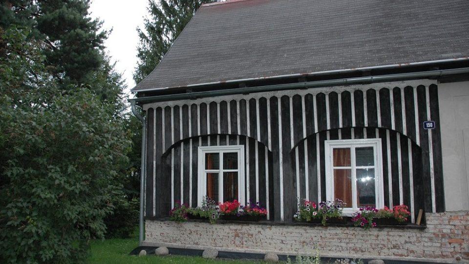 Dům č. 150 v Hejnicich