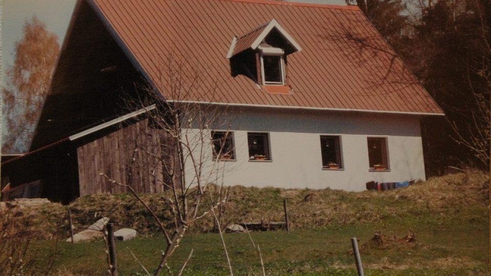 Trinkseiffen / Rudné, dům č. 75