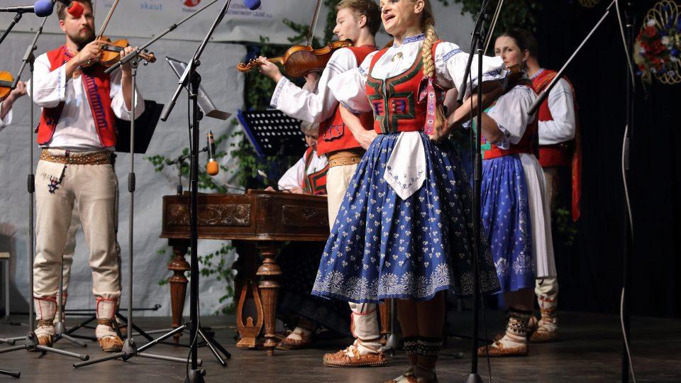 Soubor valašských lidových písní a tanců Jasénka, Vsetín