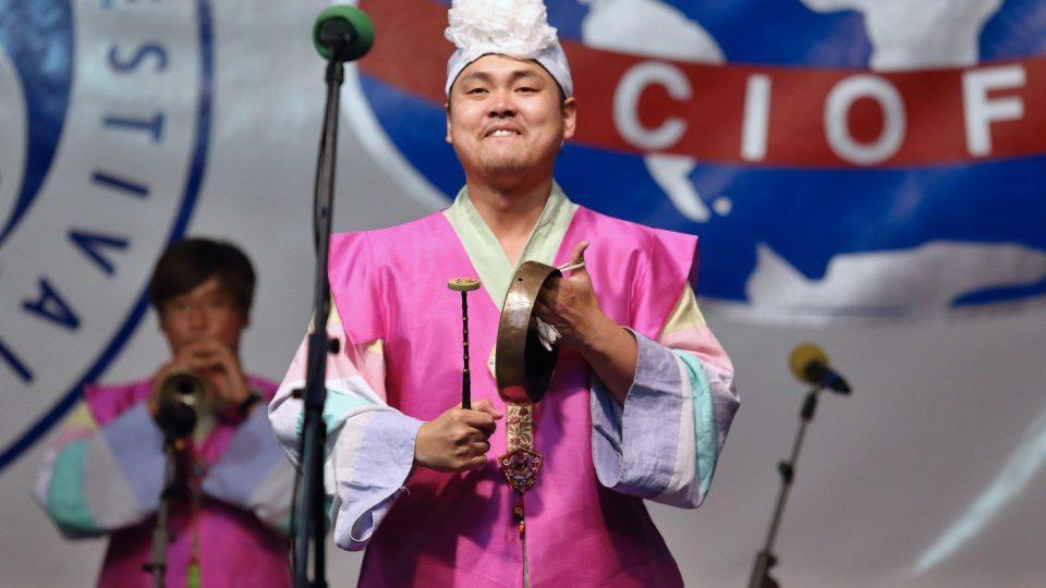 Hwaseong dance company, Korejská republika
