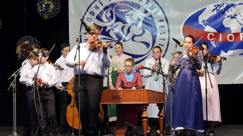 Dětská cimbálová muzika Veltlínek, Znojmo