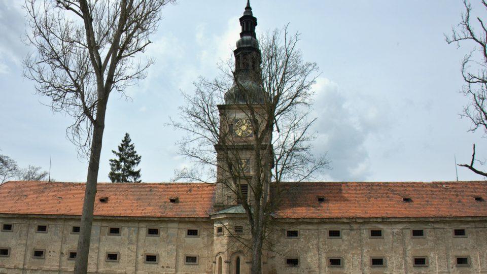 Klášter v Plasích na severním Plzeňsku nabízí návštěvníkům mnoho zajímavostí