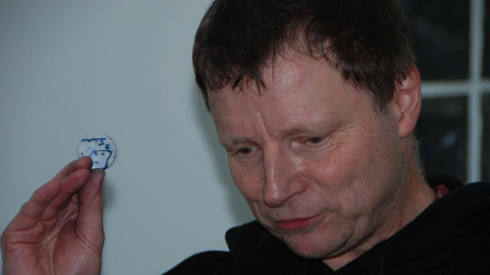Umělec Petr Nikl