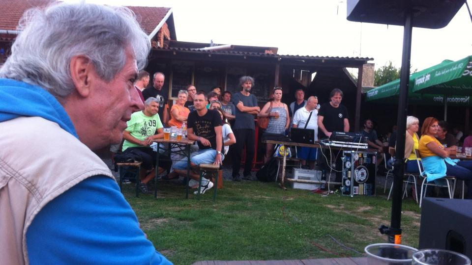 Z koncertu Romana Dragouna