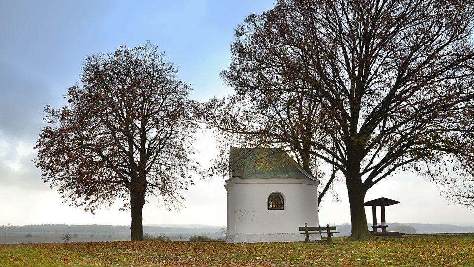 Kaple je dnes oblíbeným místem setkávání