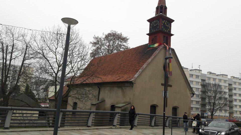 kostel sv. Kateřiny, Havlíčkův Brod