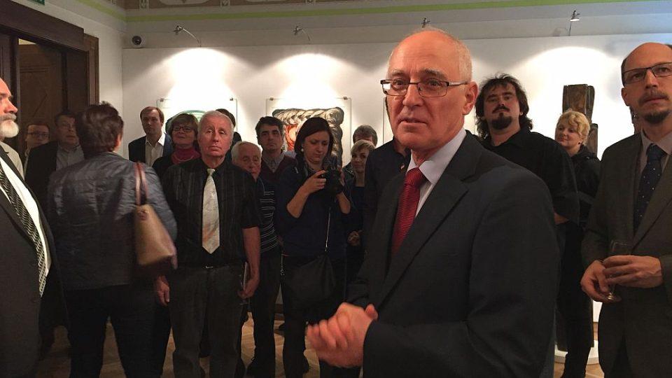 Galerie moderního umění v Hradci Králové se po více než dvouleté rekonstrukci otevřela veřejnosti