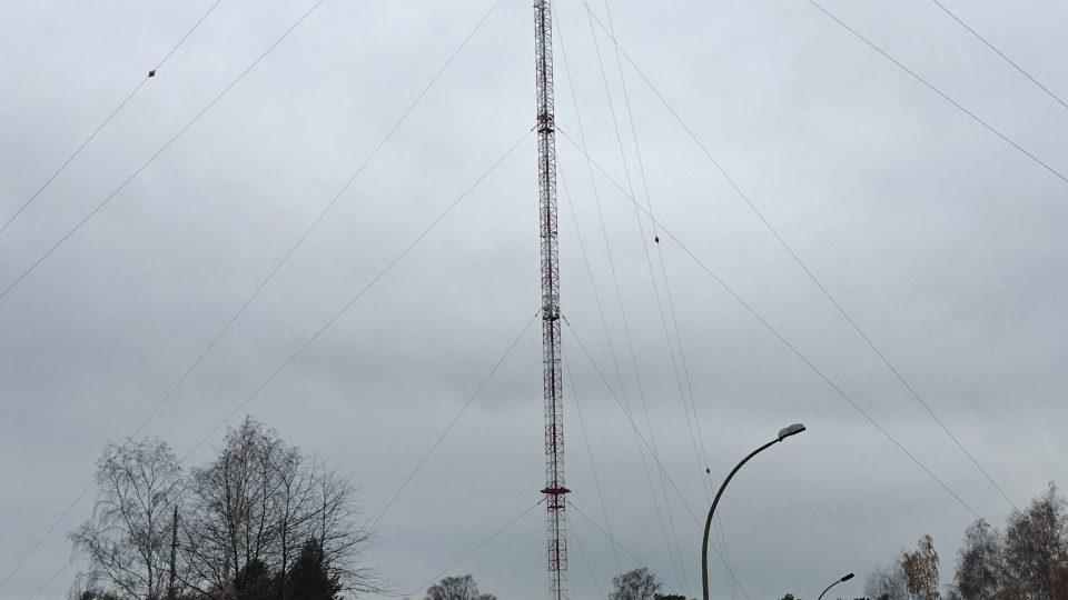 Rozhlasový vysílač v Königs-Wusterhausenu