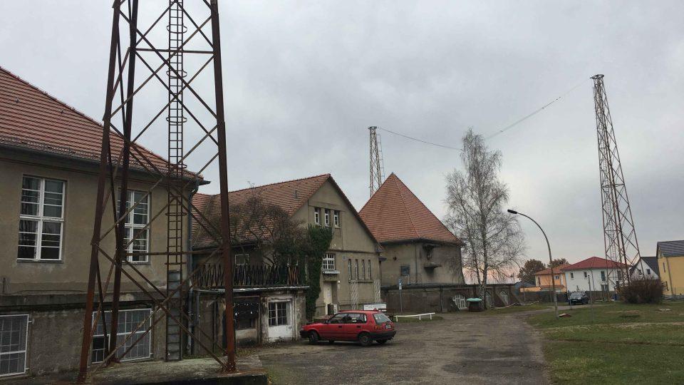 Spolek nadšenců převzal nevyužívané budovy v Königs-Wusterhausenu a už skoro deset let v nich buduje velké muzeum