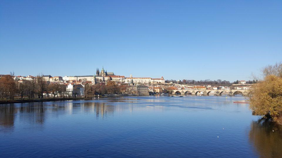 Ti, kteří vystoupají k trigám, uvidí pěkný kus historické Prahy