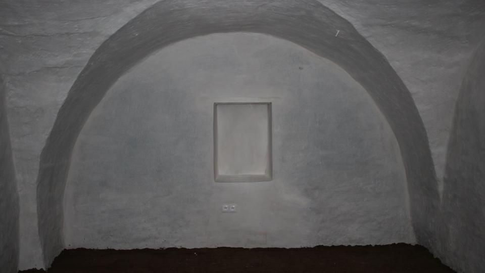 Bývalá kaple v gotické části domu
