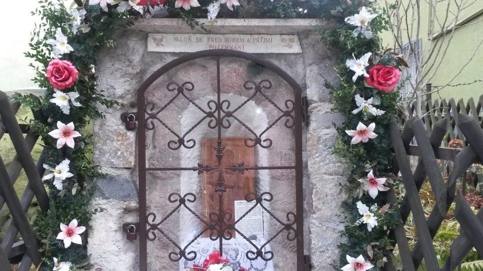 Kaplička svaté Hedviky - patrony Slezska