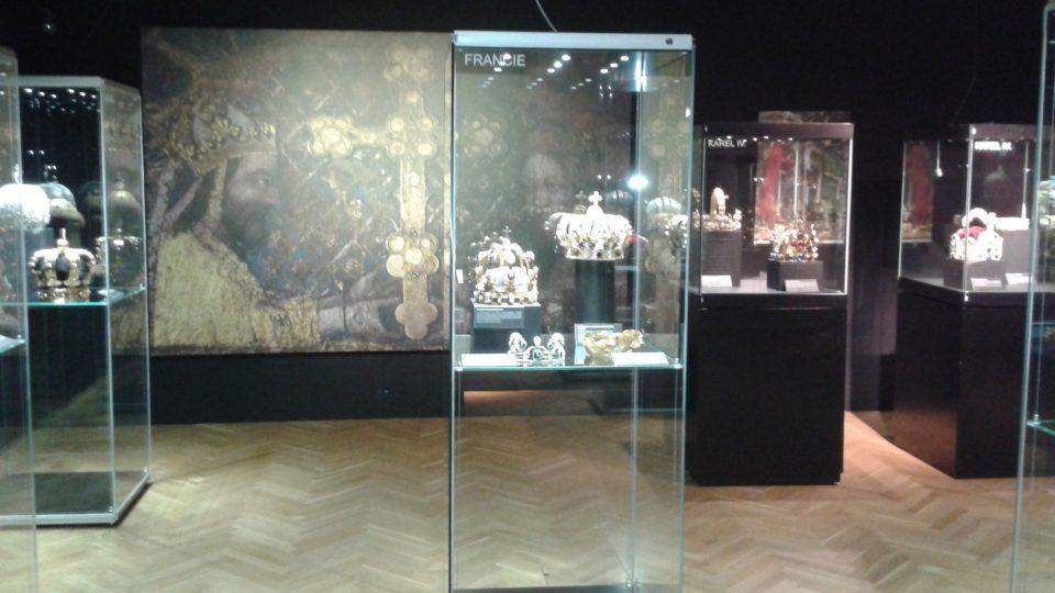 Korunovační klenoty v Ostravském muzeu