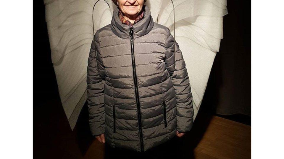 Kdo přijde, může se vyfotit s andělskými křídly a navíc i přispět na hospic, který se stará o nevyléčitelně nemocné pacienty