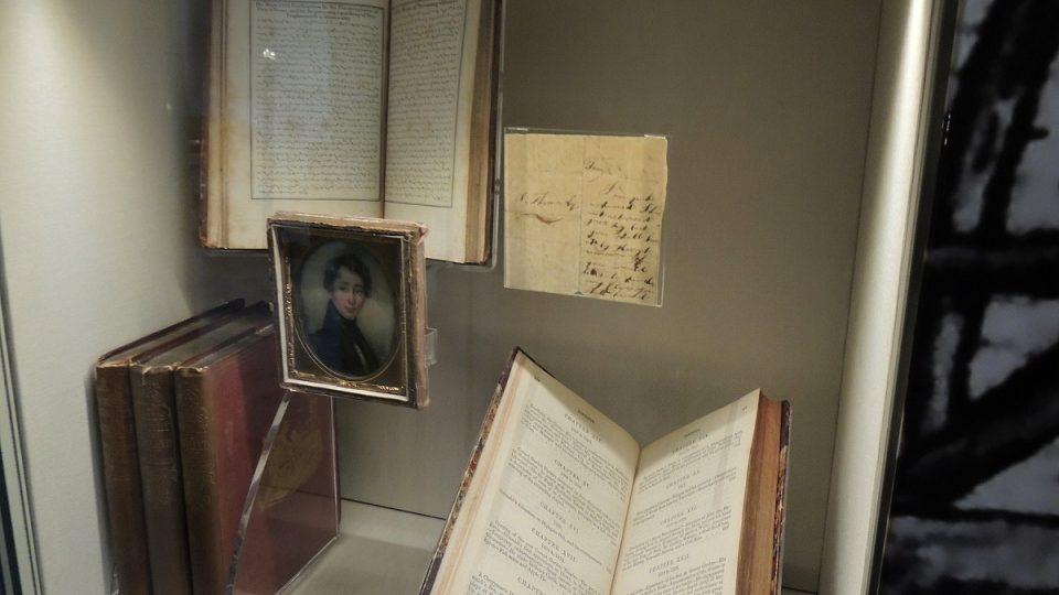 Expozice Muzea Charlese Dickense