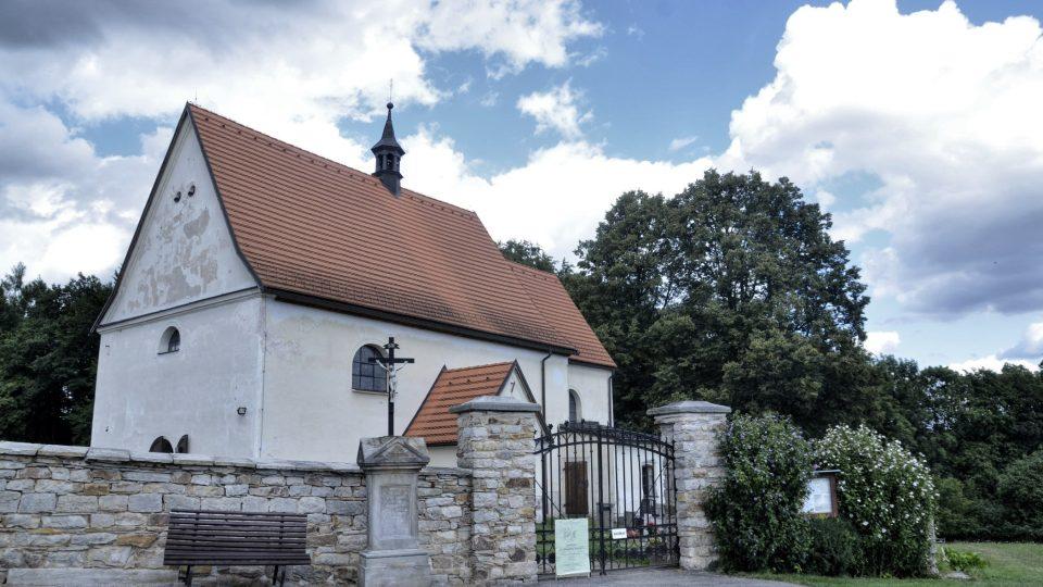 Boušínský kostel