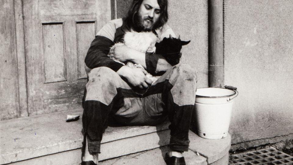 Jaroslav Chnapko v Osvračíně, polovina 80.let