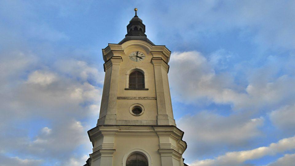 Kostel svatého Jiří v Černošíně