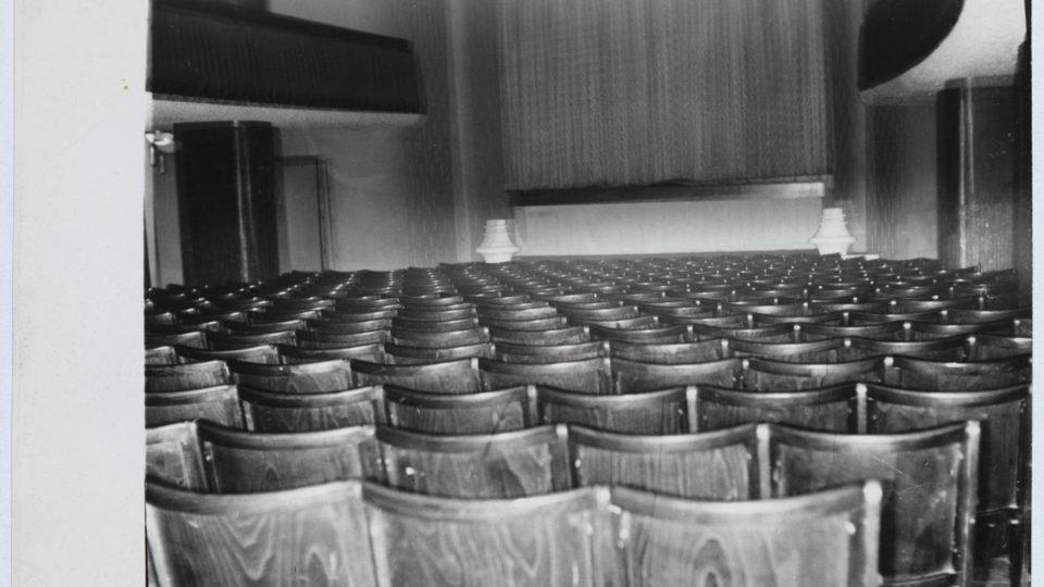 Kino Central v 60. letech