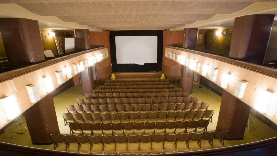Kino Central v roce 2009