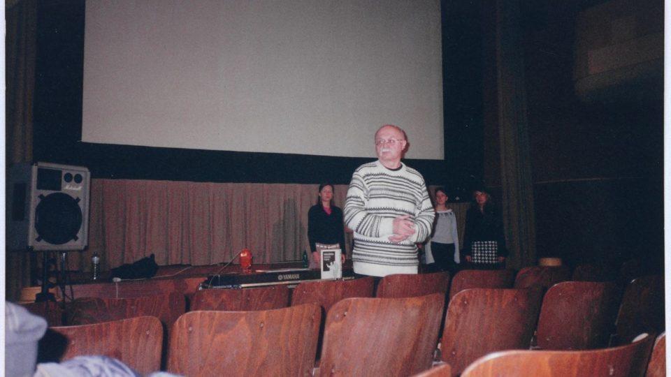 Kino Central - poslední promítání