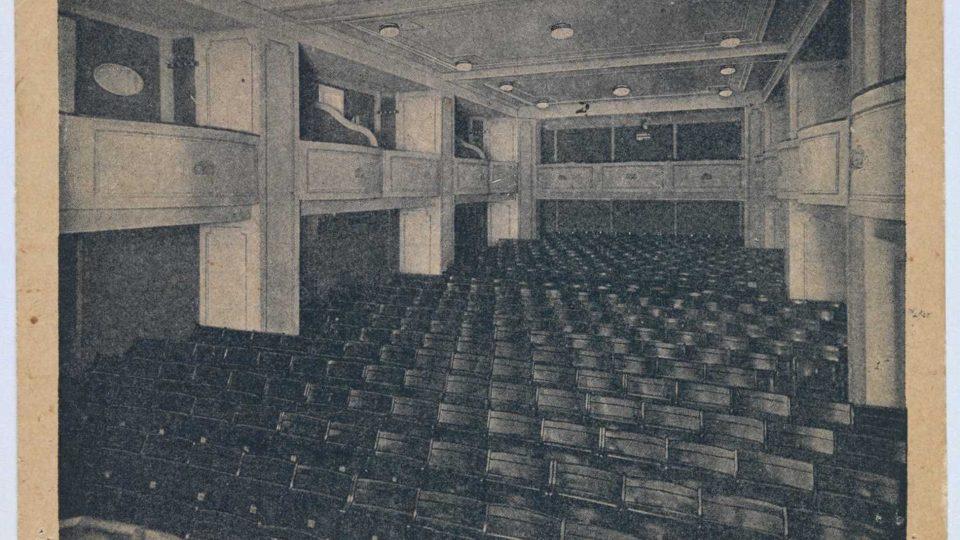 Kino Central ve 20. letech