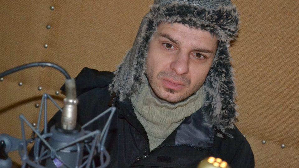 Jindra Holubec