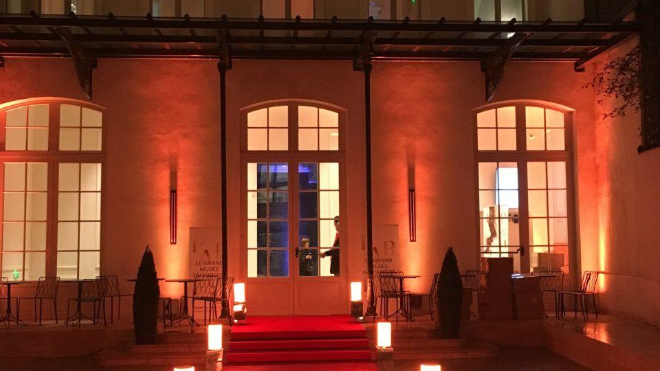 Velké muzeum parfémů v Paříži bylo otevřeno na konci roku 2016