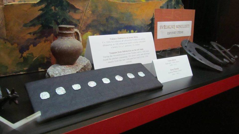Některé poklady je možné v muzeu vystavit, u těch cennějších to ale nejde, protože náklady by byly příliš vysoké