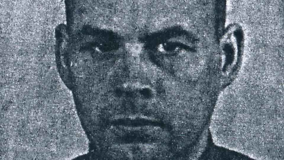 Jiří Navrátil v roce 1951