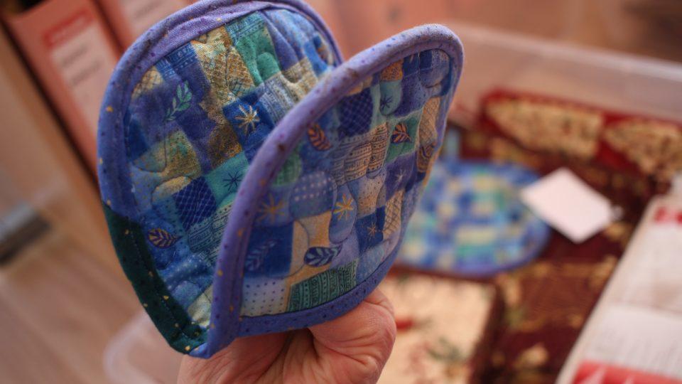 Chňapka z patchworku