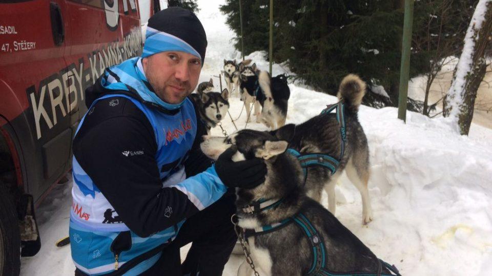 21. ročník extrémního závodu psích spřežení Šediváčkův long