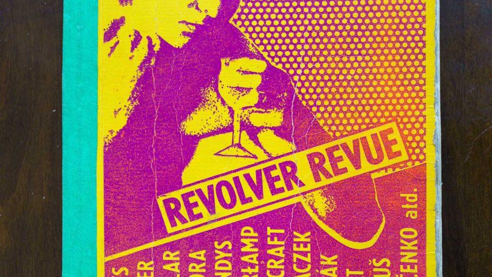 Revolver Revue, titulní strana