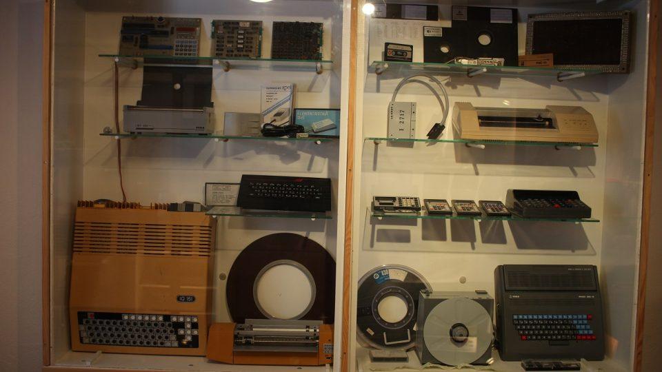 Počátky počítačové techniky