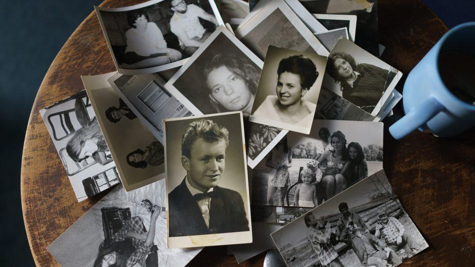 Z rodinného alba Simony Hradílkové