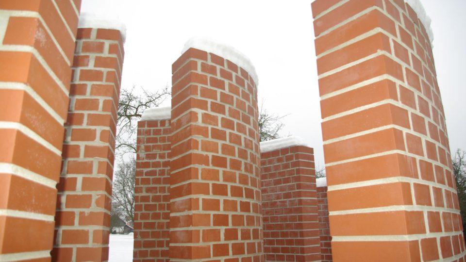 Architektura Domu pod půlměsícem v Sobotce
