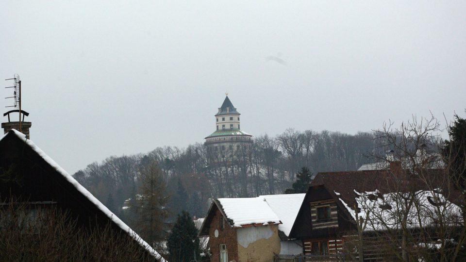 Lovecký zámeček Humprecht u Sobotky