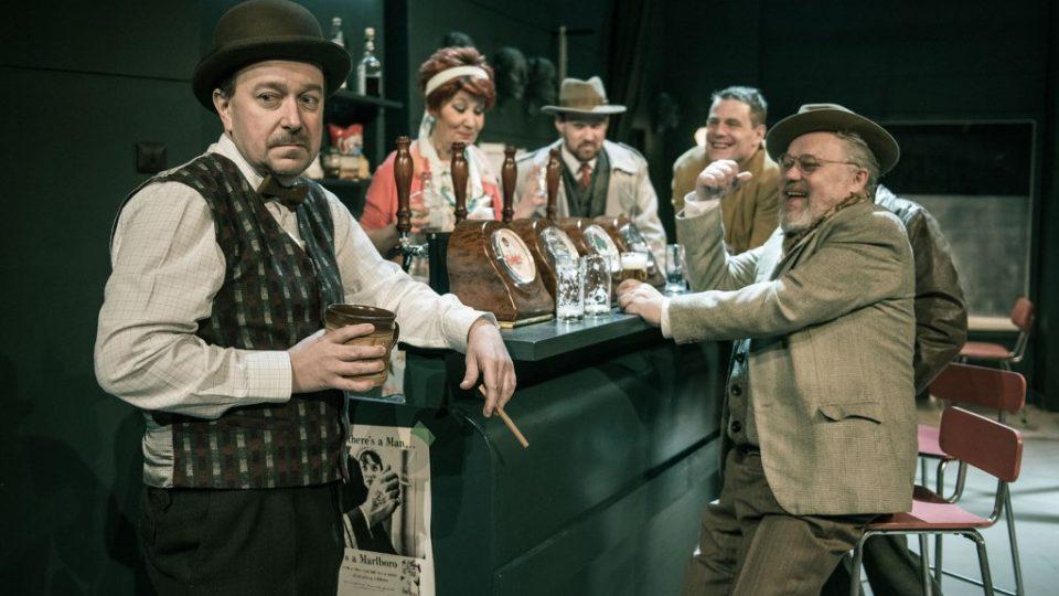 Černá irská komedie Kati v Jihočeském divadle