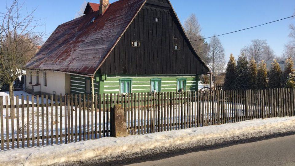 Křinice se vesnickou památkovou rezervací staly v devadesátých letech